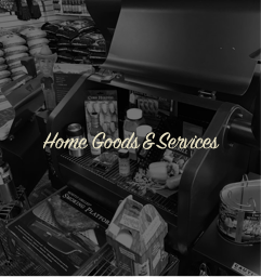 Home Goods & Services